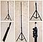 Телескопічний штатив для кільцевої лампи NJ-0029 (210 см), фото 2