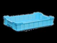 Ящик пластиковый чешка 600х400х110 белый