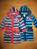 Махровый халат для мальчика Disney 98/104-134 pp