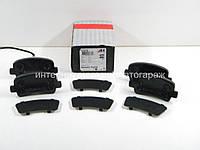Тормозные колодки задние (диск) на Рено Мастер III 2010-> A.B.S. (Нидерланды) 37939