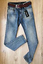Джинсы мужские 29(р) серо-синие 931-1 Karl Lagerfeld Турция Весна-D