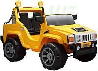 Детский электромобиль двухместный Hummer, дитяий електромобіль хаммер