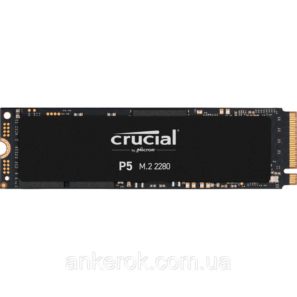 SSD накопичувач Crucial P5 500 GB (CT500P5SSD8)