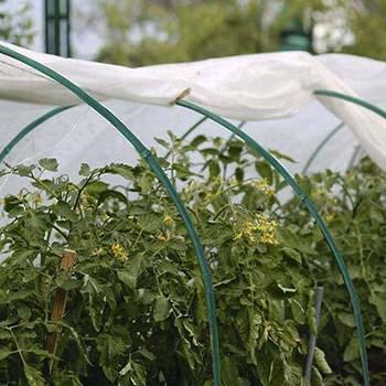 Парничок для рассады ТОНЕЛЬ-5 ZRостай с агроволокном и колышками