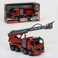 Спецтехніка Пожежна Машина 9998-45 (12/2) інерція, бризкає водою, в коробці