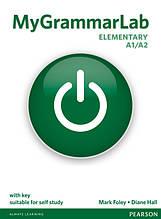 MyGrammarLab Elementary, Book + Key / Учебник по грамматике английского языка