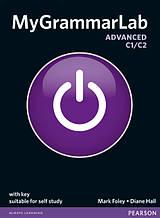 MyGrammarLab Advanced, Book + Key / Учебник по грамматике английского языка