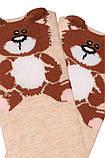 Набір 4 шт. Шкарпетки дитячі з 3 d малюнком Bross укорочені, фото 3