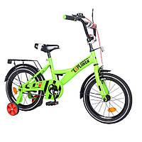 Велосипед двоколісний 16 дюймів Explorer T-216112 зелений