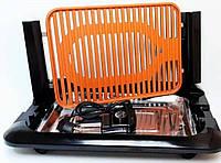 Электрический противень JE-S37 3000W | Бездымный противень для гриля