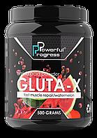 Глютамін Gluta-X Powerful Progress 500 г, фото 6