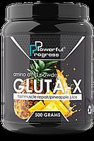 Глютамін Gluta-X Powerful Progress 500 г, фото 5