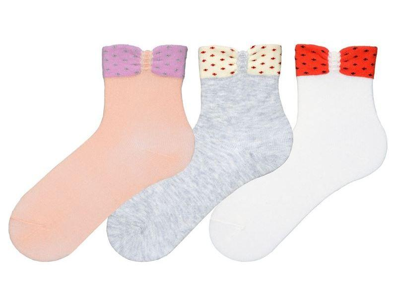 Набір 3 шт. Шкарпетки дитячі з 3 d малюнком Bross
