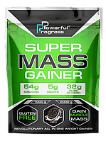 Гейнер Super Mass Gainer Powerful Progress 1 кг, фото 6