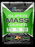Гейнер Super Mass Gainer Powerful Progress 1 кг, фото 9