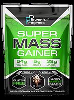 Гейнер Super Mass Gainer Powerful Progress 1 кг, фото 10
