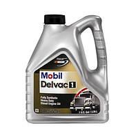 Моторне масло Mobil Delvac 1 5W-40 4л