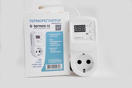 Терморегулятор Terneo rz в розетку, фото 2