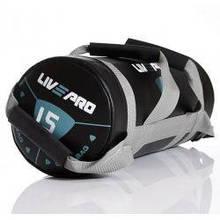 Мішок для кроссфита LivePro POWER BAG 15кг LP8120-15