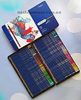Набор цветных карандашей MARCO Chroma 8010-72TN, 72 цвета