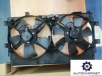 Диффузор радиатора охлаждения Mitsubishi Outlander XL II 2007-2010