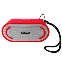 Портативная колонка c FM радио и Bluetooth NEEKA NK-BT81