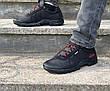 Кросівки чоловічі спортивні чорний балон, фото 5