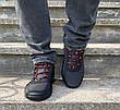 Кросівки чоловічі спортивні чорний балон, фото 6