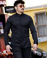 Мужская  рубашка с длинным рукавом Rubaska Турция XL