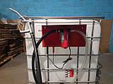 Комплект для перекачування палива на базі еврокуба (RE SL012-1-24V), фото 4