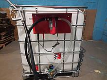 Комплект для перекачування палива на базі еврокуба (RE SL012-1-220V)