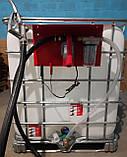 Комплект для перекачки топлива на базе еврокуба (RE SL012-1-220V), фото 2