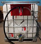Комплект для перекачки топлива на базе еврокуба (RE SL012-1-220V), фото 3