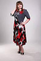 Женское платье трикотаж-масло, фото 1