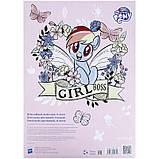 Картон білий (10арк) A4 Little Pony lp21-254, фото 4