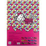 Бумага цветная двухсторонний (15арк / 15 Когда), А4 Hello Kitty hk21-250, фото 4