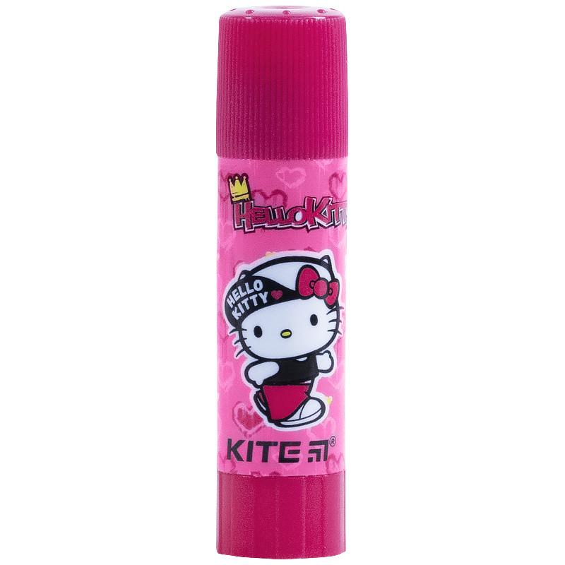 Клей-карандаш, 8 г с индикатором Hello Kitty hk21-130