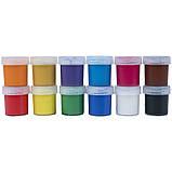 Гуаш, 12 кольорів, 20мл Hot Wheels hw21-063, фото 3