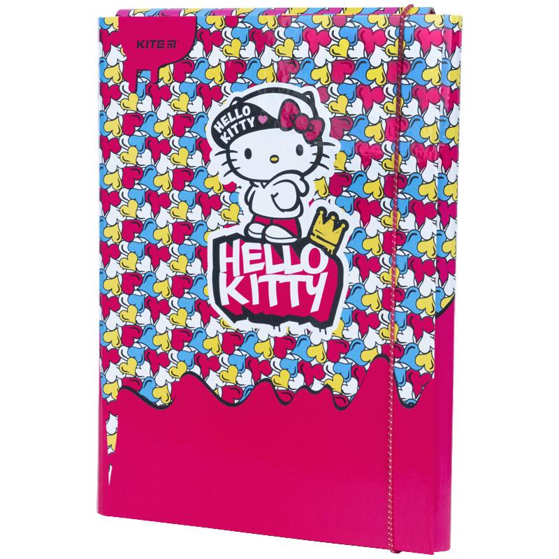 Папка для труда А4, Hello Kitty hk21-213