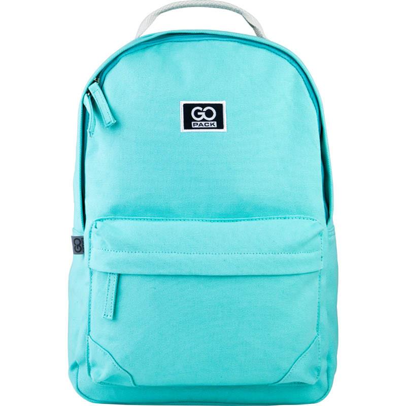 Рюкзак підлітковий GoPack Сity 147-2 м'ятний go21-147m-2