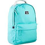 Рюкзак підлітковий GoPack Сity 147-2 м'ятний go21-147m-2, фото 2