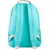 Рюкзак підлітковий GoPack Сity 147-2 м'ятний go21-147m-2, фото 3