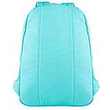 Рюкзак підлітковий GoPack Сity 147-2 м'ятний go21-147m-2, фото 4