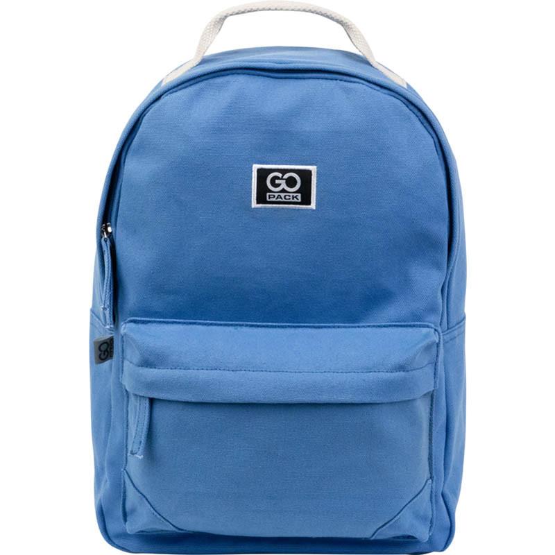 Рюкзак підлітковий GoPack Сity 147-4 синій go21-147m-4