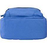 Рюкзак підлітковий GoPack Сity 147-4 синій go21-147m-4, фото 6