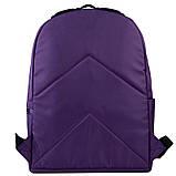 Рюкзак підлітковий GoPack Сity 156-1 фіолетовий go21-156m-1, фото 4
