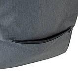Рюкзак підлітковий GoPack Сity 157-2 сірий go21-157l-2, фото 10