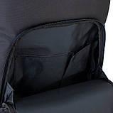 Рюкзак подростковый GoPack Сity 163-1 черный go21-163l-1, фото 8