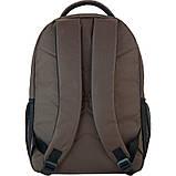 Рюкзак подростковый GoPack Сity 163-2 хаки go21-163l-2, фото 4