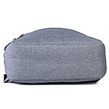 Рюкзак подростковый GoPack Сity 167-1 серый go21-167m-1, фото 6